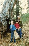 Dad w grandkids 002
