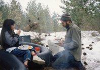 Dad w Melonie approx 1988002