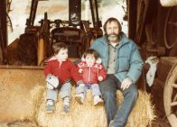 Victor w Ryan and Melonie 1982001